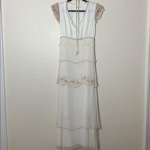 Downton Abbey 1900's Style dress size xs-small
